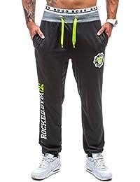 BOLF – Pantalons de sport – Joggings pantalons – STREET STAR 1044 – Homme