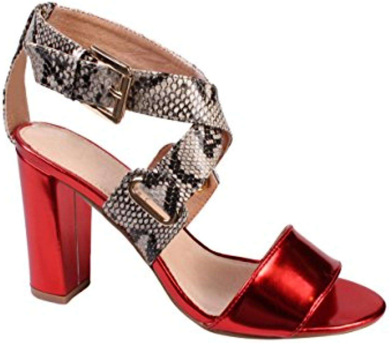 Gentiluomo   Signora JEZZELLE, Sandali donna Shopping online Materiali accuratamente selezionati Specifiche complete | Eccezionale  | Uomini/Donne Scarpa
