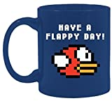 Ripple Junction Flappy Bird Have A Flappy Day Mug by Ripple Junction