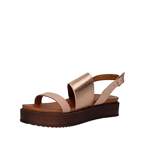 INUOVO 7274 Sandalen Damen Powder