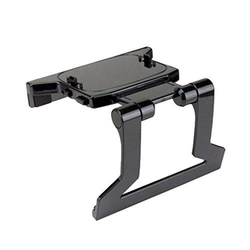 Gazechimp para Xbox 360 Kinect Sensor Soporte De Montaje De TV Soporte De Montaje De Clip Soporte Ajustable...