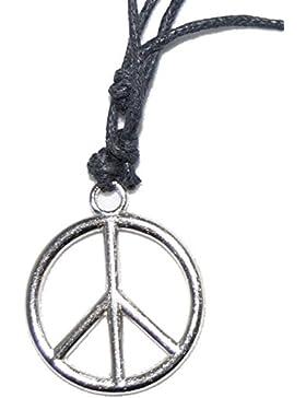 Peace-Zeichen - Anhänger aus Metall