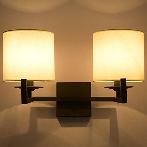 Wandun Nuovi Cinese Parete Lampada Lampada Da Comodino Antico Moderno Minimalista Lampade Da Parete,2