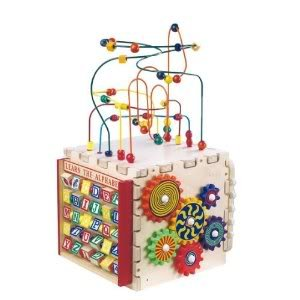 anatex-deluxe-mini-play-cube-w-mini-rollercoaster-express-pathfinder-counting-abacus-more-toy-game-p
