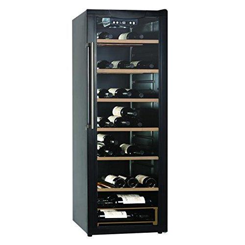 Continetal-edison cecwc100 - cave a vin de service - 100 bouteilles - pose libre - classe d - l 50 x h 142 cm