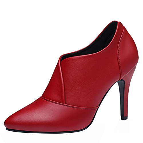 fq-real-women-fashion-casual-pu-leather-pointed-toe-ankle-high-thin-heel-party-pump-shoes4-uk-red
