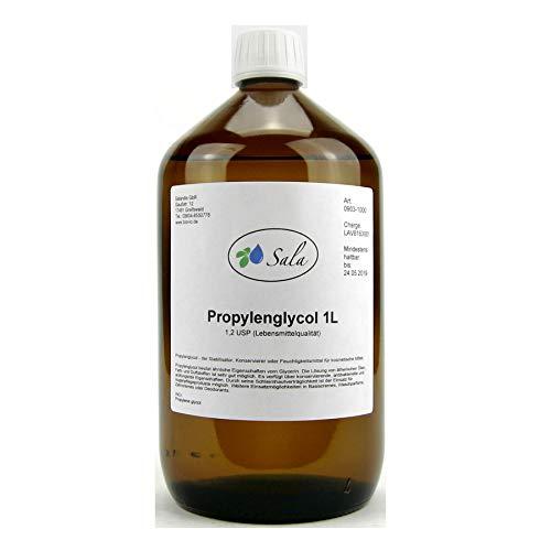 Sala Propylenglycol Propandiol 1,2 USP 1 L 1000 ml -