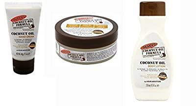 Palmer's Coconut Oil Formula Skin Care Set of 3 products - Read Reviews