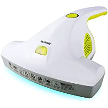 Colector de ácaros de la cama para colchones acción combinada con rayos UV – removedor aspirar