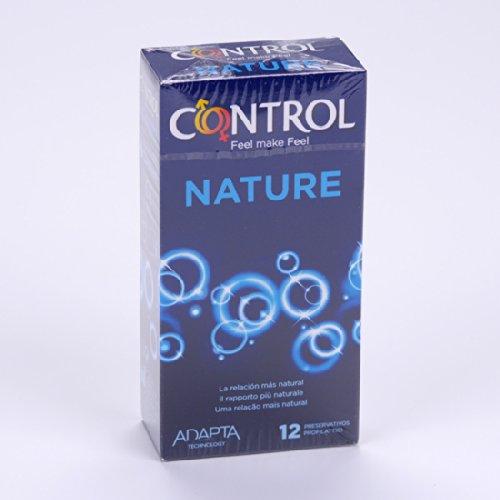 CONTROL - PRESERVATIVOS ADAPTA NATURE 12