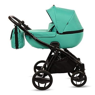 knorr-baby 2365-07 Piquetto Uni, smaragd, grün