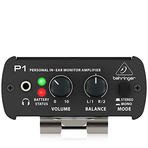 Behringer - Powerplay p1 Amplificador Auricular in