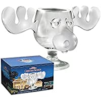 National Lampoon's Christmas Vacation Griswold Moose Mug 8oz Glass