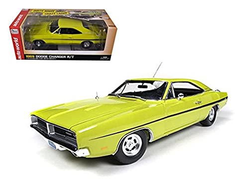Dirty Mary Crazy Larry 1969 Dodge Charger R/T 1: 18 Auto World