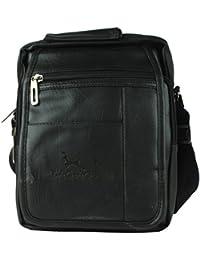 Bag-Age Sling Messanger Bag Foam Sling 08 320 8 (L) Black