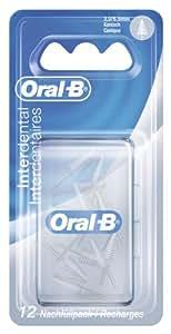 Oral-B - Accessoire - Recharges Coniques Fines x12 - Lot de 3