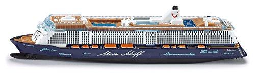 Siku 1724 - Mein Schiff 3 (Einfach Modell Schiffe)