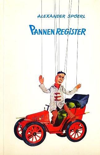 Pannen-Register (Satire Auto & Verkehr) [Illustrierte Ausgabe]