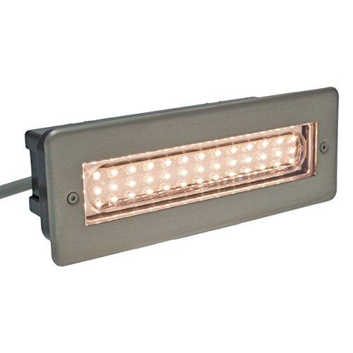 Segnapasso 39 led bianco: luminalpark: amazon.it: casa e cucina