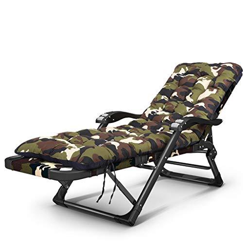 Klappstühle Stuhl Mittagspause Stuhl Faul Zurück Home Multifunktions Nap Bett Sommer Freizeit Strandkorb Composite Oxford