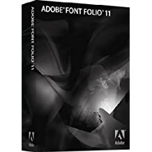 Adobe Font Folio 11.1 - Software De Gestión Multimedia, DOC, MLP, ML EU