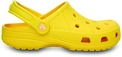 crocs Unisex-Erwachsene Ralen Clog Gelb (Yellow)