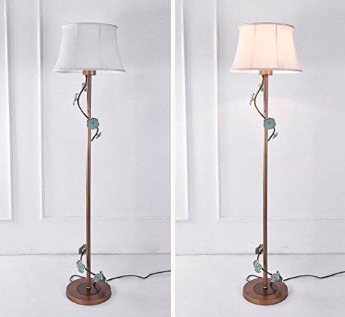 FAFZ Lampade da comodino Lampada da terra semplice lampada da ...
