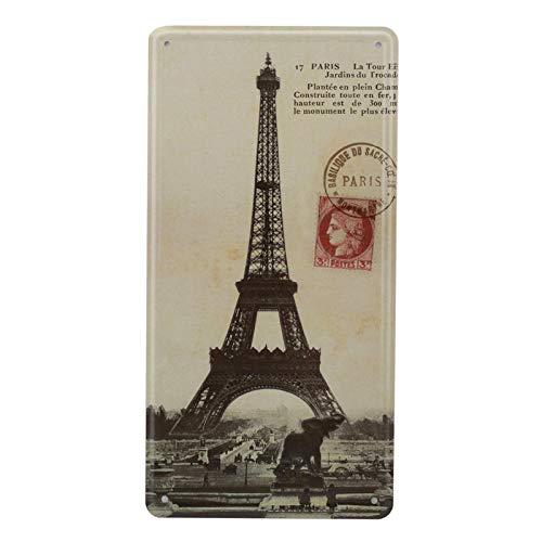 Carteles De Metal Cartel De Placa Vintage Decoración