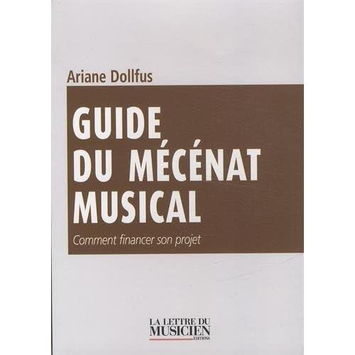 Guide du mécénat musical