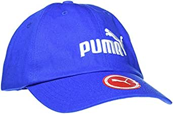 Puma Men's Baseball Cap (5291972_Strong Blue-No.1_Adult)
