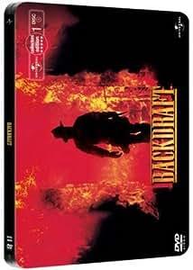 Backdraft / Steelbook Edition Collector 1 Disc (Boitier Métal) [DVD Import Anglais]