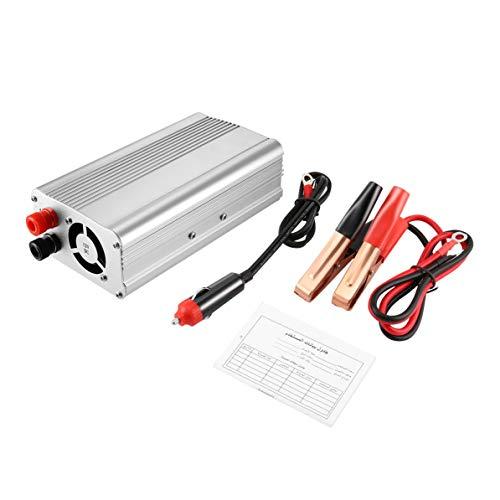 Corneliaa-DE DC 12V to AC 220V Auto Inverter 1500W Car Power Converter Auto Transformer 1500w Power Inverter
