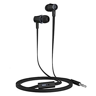 KSIX bxgps15Headphones with Mic–Black
