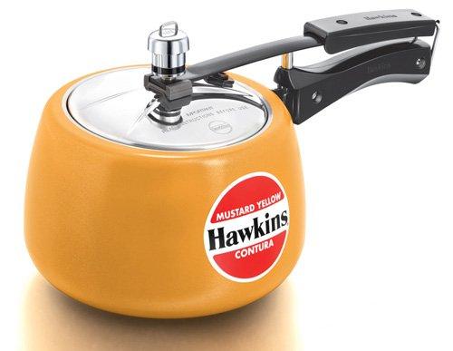keramikbeschichtet Hawkins Contura 3Liter (CMY 30) Schnellkochtopf * * VERSANDKOSTENFREI * *