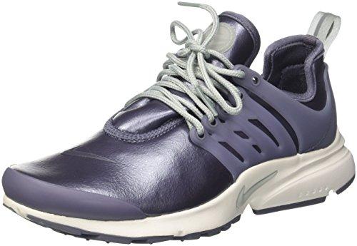 Nike Air Presto Se, Sneakers Basses Femme, Gris Carbon/Light Pumice-Metallic Cool Grey 005, 39 EU