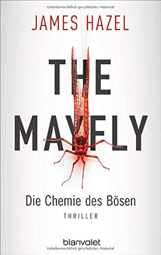 The Mayfly - Die Chemie des Bösen: Thriller