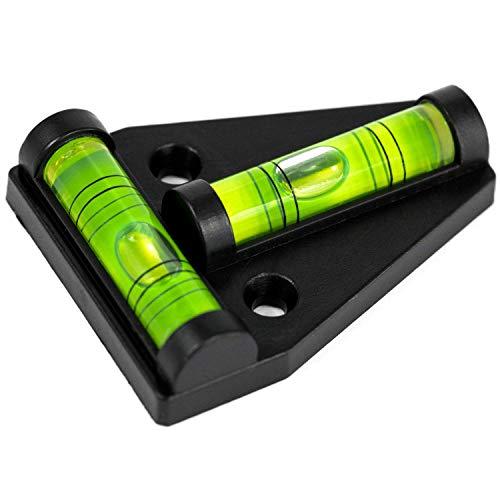 FEICK Kreuz-Wasserwaage für Wohnmobil und Wohnwagen