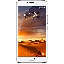 "Meizu M3 Max - Smartphone de 6"" (Octa Core ARM Cortez A53 1.8 GHz, memoria interna de 64 GB, 3 GB de RAM, cámara de 13 MP, Android) plata"