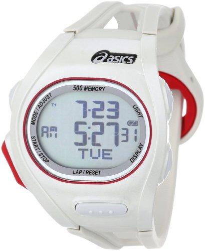 Asics Unisex-Armbanduhr DIGITAL SPORTSWATCH ELITE S permutt Digital Plastik CQAR0104