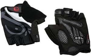 Ultrasport Biking Glove - Black, Medium