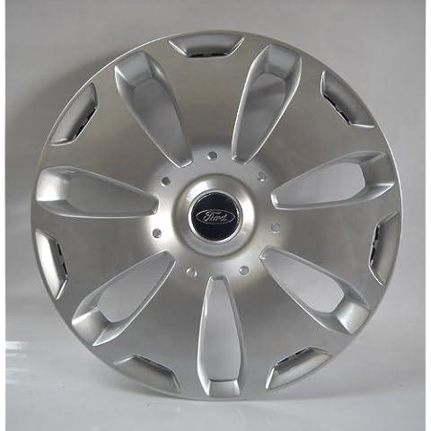 Ford 1673177 Copricerchi con bordo, 16 cm