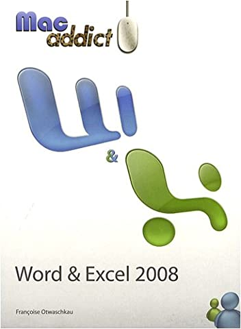 WORD & EXCEL 2008 MAC