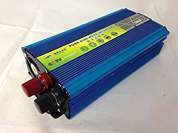 Demuda SLB-B07GKRTXZ5 Pure Sine Wave Inverter (Blue)