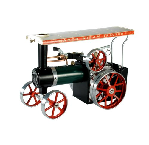 steam-traction-engine-model