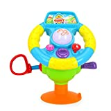 #7: higadget Baby Toys with Music and Lights, Learning and Educational Toys (Little Racer Wheel)