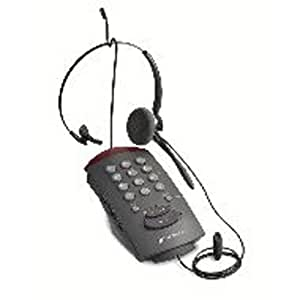 Plantronics T10 Single Line Telephone with headset