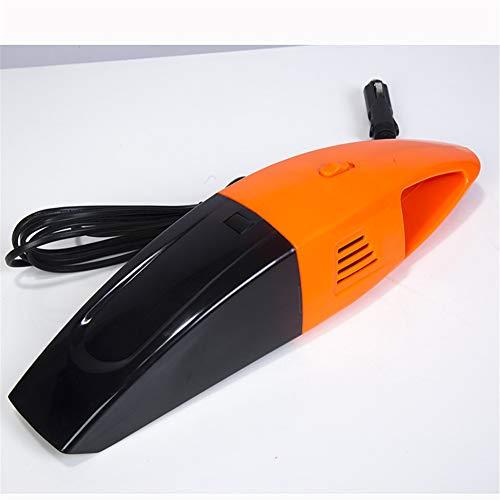 Carcly Auto Staubsauger 12v Portable Nass-und Trockenhandstaubsauger für Auto Edelstahl-Filter -