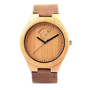 Bambus Armbanduhr For Men – 24Uhren