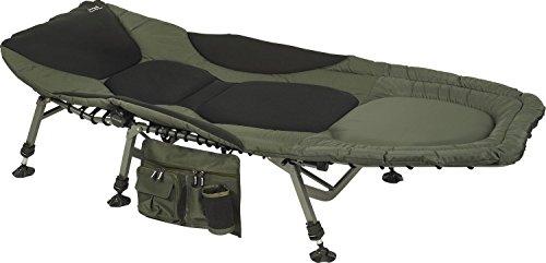 Anaconda Cusky Bed Chair 6 Bedchair 200x87 7151866 Liege Karpfenliege