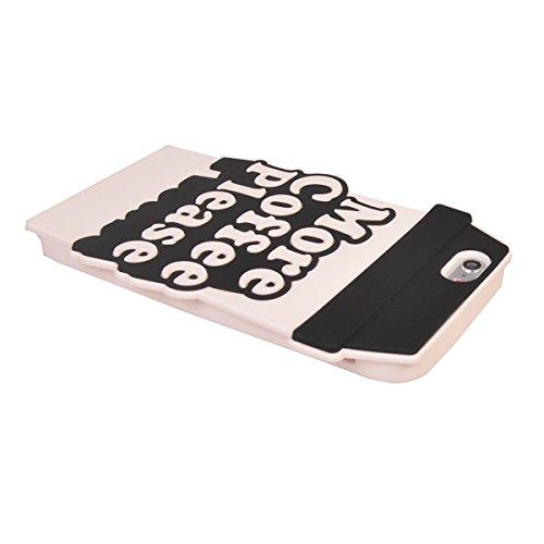 """iPhone 6s Plus / 6 Plus (5.5"""") Hülle,COOLKE 3D Fashion Klassische Karikatur weiche Silikon Shell Schutzhülle Hülle case cover für Apple iPhone 6s Plus / 6 Plus (5.5"""") - 009 007"""